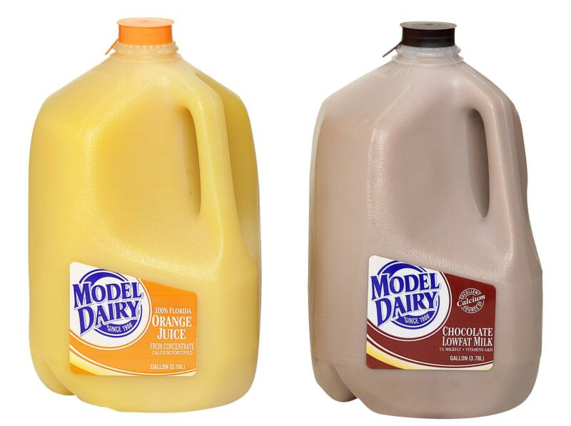 Model Dairy Home Delivery in the Reno Nevada area